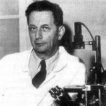 A. Lwoff, first FEMS President