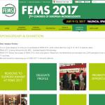 FEMS 2017 Congress Support & Exhibition Prospectus