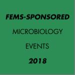 FEMS-sponsored events 2018