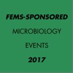 FEMS-sponsored events 2017