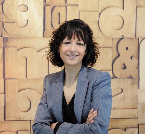Prof Emmanuelle Charpentier (credit: Hallbauer + Fioretti Fotografie)