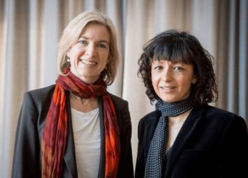 2020 Nobel Prize in Chemistry Awarded to EAM Member Emmanuelle Charpentier and Jennifer Doudna